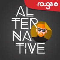 Logo of radio station Rouge Alternative