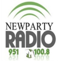 Logo of radio station New Party