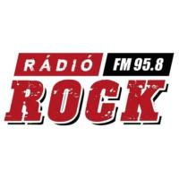 Logo de la radio Rádió Rock - FM 95.8