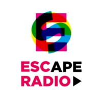 Logo of radio station ESCape Radio
