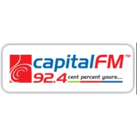 Logo de la radio Capital FM 92.4