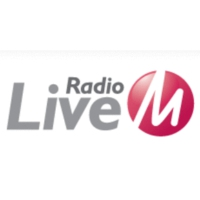 Logo of radio station Radio M Live