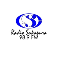 Logo of radio station Radio Sukapura FM