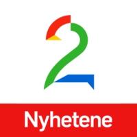 Logo of radio station TV2 Nyhetskanalen