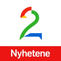 Logo of radio station TV2 Nyhetskanalen