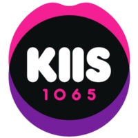 Logo of radio station Kiis 1065