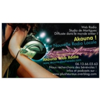 Logo de la radio Akouna Martigues