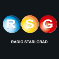 Logo of radio station RSG - Radio Stari Grad