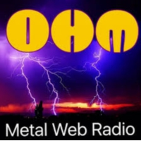 Logo de la radio OHM - Only Heavy Metal