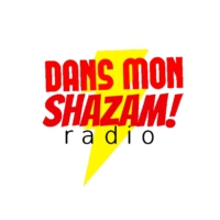 Logo of radio station DansMonShazam radio