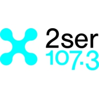 Logo of radio station 2SER