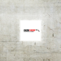Logo of radio station CKZW
