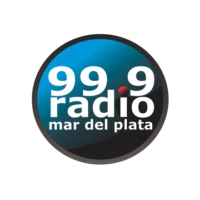 Logo of radio station FM 99.9 - Mar del Plata