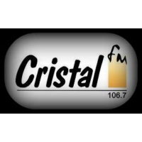 Logo of radio station Cristal Fm 106.7