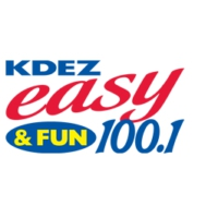 Logo of radio station KDEZ 100.1