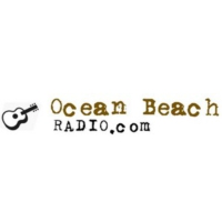 Logo of radio station Ocean Beach