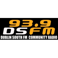 Logo of radio station Dublin South FM