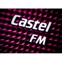 Logo of radio station Castel FM