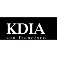 Logo of radio station KDIA