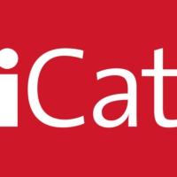 Logo of radio station iCat