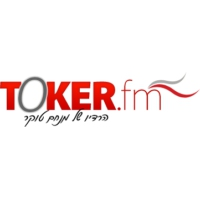 Logo of radio station Toker FM