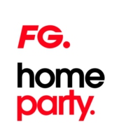 Logo of radio station FG HOME PARTY