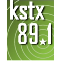 Logo of radio station KSTX 89.1 FM