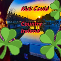 Logo of radio station Kick Covid Country Ireland
