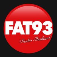 Logo of radio station FAT 93
