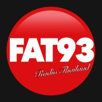 Logo of radio station FAT 93