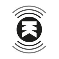 Logo of radio station KTFM