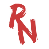 Logo of radio station Rock Nation Rhone Alpes