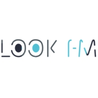 Logo of radio station LookFm