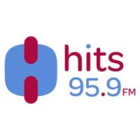 Logo of radio station XHGTO Hits 95.9 FM