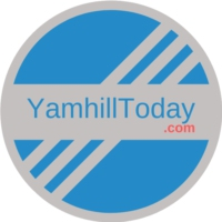 Logo of radio station Yamhill Today