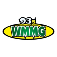 Logo of radio station WMMG 93.5 FM