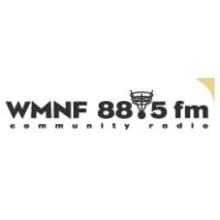 Logo of radio station WMNF NPR 88.5 FM