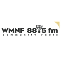 Logo of radio station WMNF NPR 88.5 FM