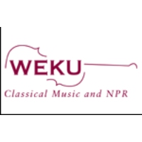 Logo of radio station WEKU