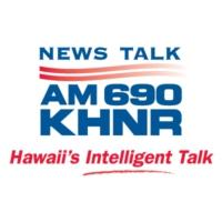 Logo of radio station KHNR