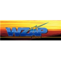 Logo of radio station WZAP