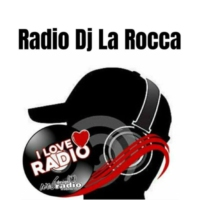 Logo of radio station radiodjlarocca