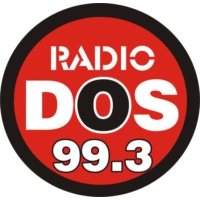 Logo of radio station Dos 99.3 99.3 FM