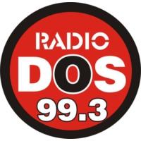 Logo de la radio Dos 99.3 99.3 FM