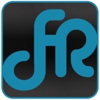 Logo of radio station Famed Radio