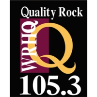 Logo of radio station WRHQ 105.3 FM