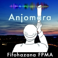 Logo of radio station Radio ANJOMARA