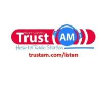 Logo of radio station Trust AM Hospital Radio