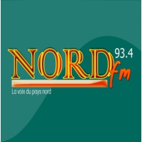 Logo de la radio NORD FM MARTINIQUE