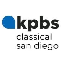 Logo of radio station KPBS Classical San Diego